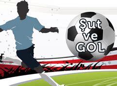 Şut ve gol 3d oyunu oyna futbol oyunları