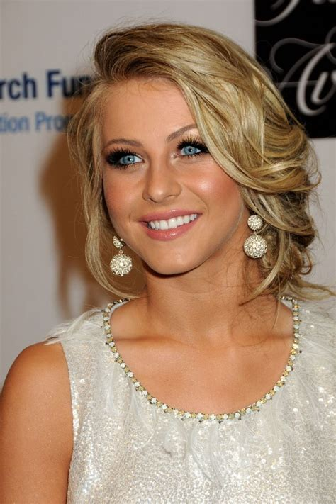 julianne hough shattered hair julianne hough love hair and makeup don t need makeup