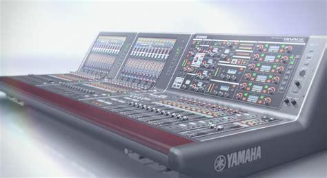Mixer Yamaha Rivage Pm10 yamaha rivage pm10 image 970335 audiofanzine