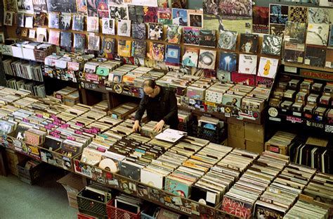 Calif Records Celebrating Southern California S Records Stores