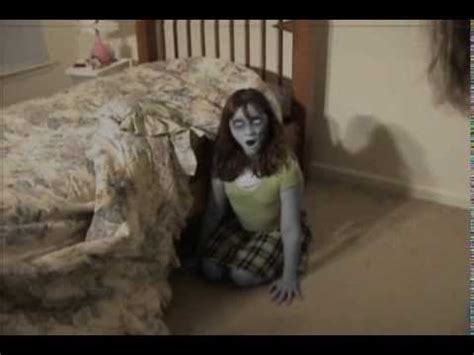possessed girl beheads herself in her bedroom!!! youtube