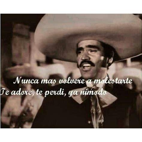 Vicente Fernandez Quotes | vicente fernandez al estilo mexicano pinterest