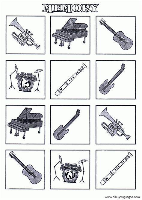 instrumentos musicales imagenes y nombres dibujos instrumentos musicales 071 dibujos y juegos
