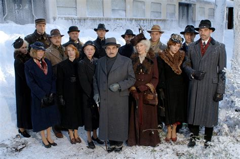 murder on the orient express investigating agatha christie s poirot episode by episode