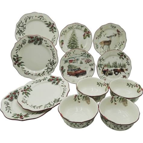 Better Homes And Gardens Dishes by Better Homes And Gardens Heritage 12 Dinnerware Set