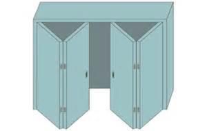 Interior Mobile Home Door Folding Cupboard Door Gear Architectural Ironmongery Sds