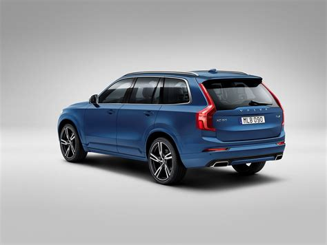 volvo global volvo cars reveals the all new volvo xc90 r design volvo