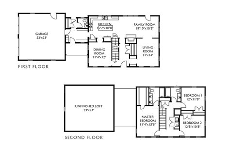 colonial homes floor plans colonial house plans 17 best images about