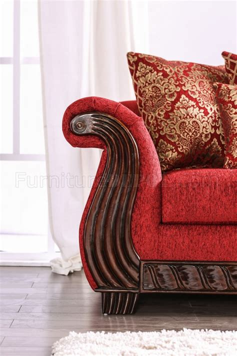 red furniture foter red chenille sofa red chenille sofa foter thesofa