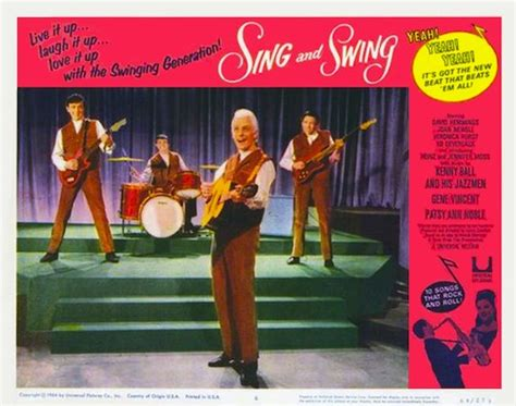 sing and swing live it up sing and swing dvd 1963 movie on dvd
