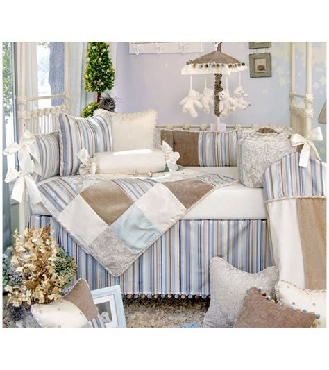 glenna jean crib bedding glenna jean preston 3 piece crib bedding set