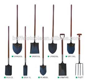 Different Types Of Gardening Tools - different type of shove spade garden tools agricultural tools wth handle buy shovel spade