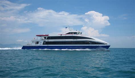 catamaran ferry speed damen fast ferry 4212