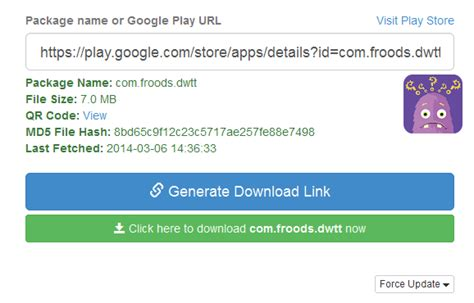 no app to open url android android apps from play store without an account