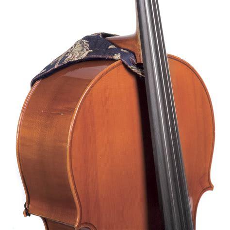 Molto Purple cellobib molto espressivo purple johnson string