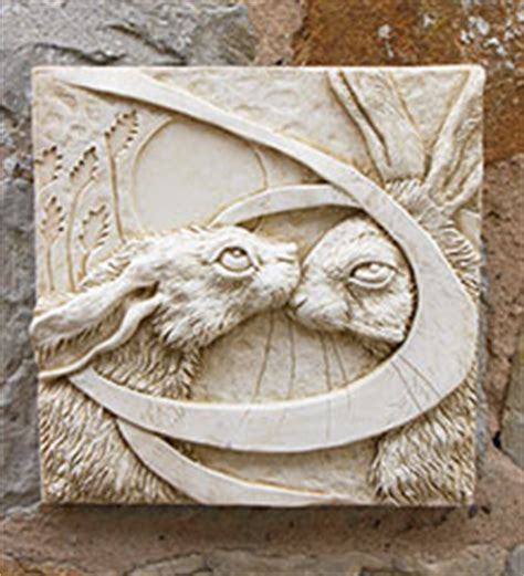 garden wall plaques uk animal wall plaques garden wall plaques buy uk