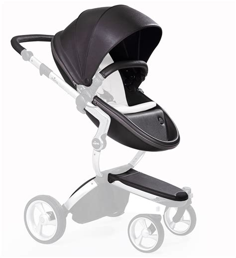 Mima Baby Chair by Mima Xari Seat Kit Chocolate Brown