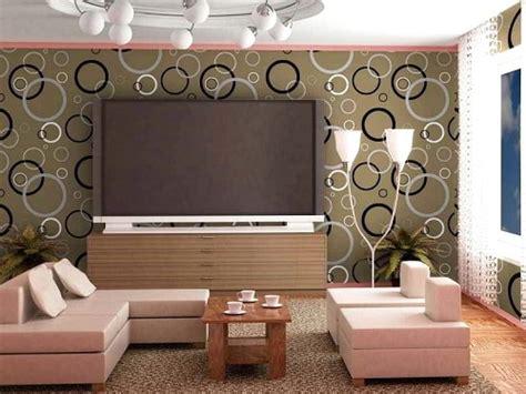 Wallpaper Dinding 13 13 motif wallpaper dinding ruang tamu yang bisa anda
