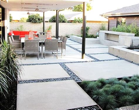 Modern Concrete Patio Designs Decoist S Best Design Posts Of 2013