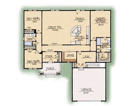 open great room floor plans open floor plan large great room and kitchen with