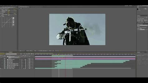 tutorial flash effect advanced muzzle flash compositing after effects tutorial