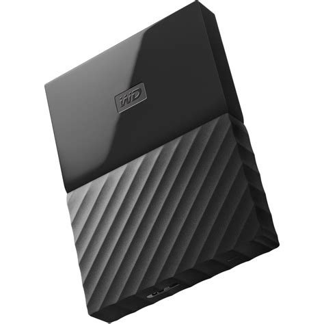 Harddisk External My Passport 1tb wd 1tb my passport usb 3 0 secure portable wdbynn0010bbk wesn