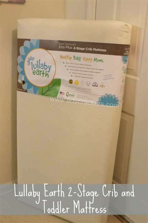 Lullaby Earth Eco Plus Crib And Toddler Mattress Review Lullaby Earth Crib Mattress Reviews