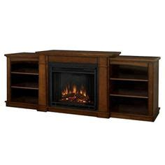 real hawthorne electric fireplace tv
