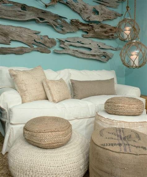 einzigartiges wohnzimmer dekor 100 ideen f 252 r deko aus holz der natur in