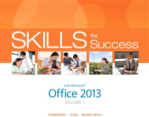 visio 2013 subscription townsend hain murre wolf skills for success with