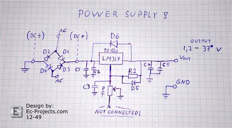 what do capacitors do in a power supply parellel capacitors question page 1