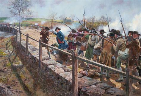 Howard Armchair American Revolution Skinner Inc