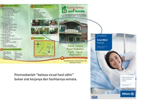 Buku Aspek Bisnis Dan Wirausaha Di Rumah Sakit peran citra visual promosi rumah sakit dalam marketing