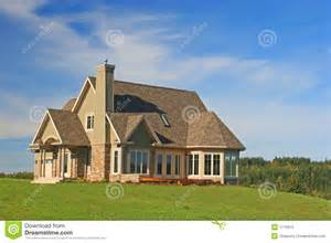 brand new house stock photo image 1770910