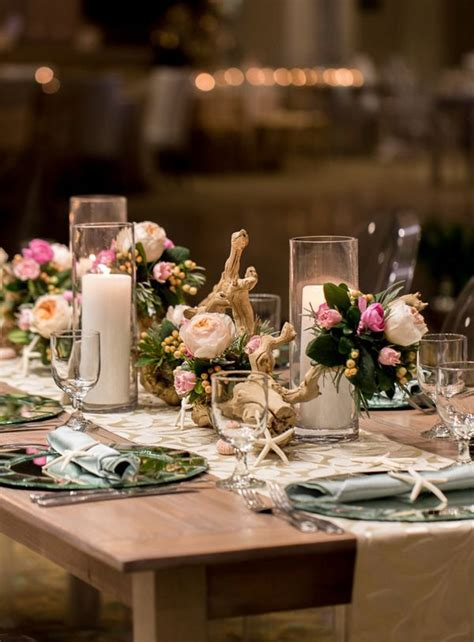 wedding tablescapes 1000 images about tablescapes on pinterest sea shells