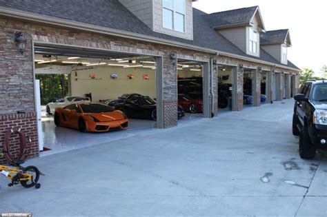 cool home garages cool garages home design ideas and pictures