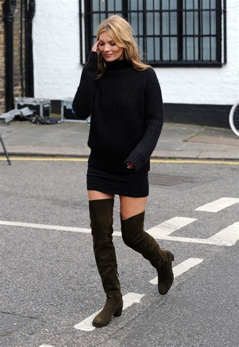 thigh high boots were made for walking ladyclever