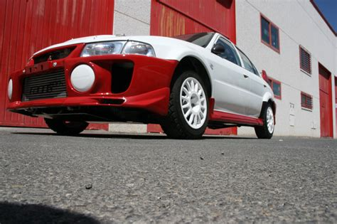 mitsubishi evo   rally cars  sale  raced