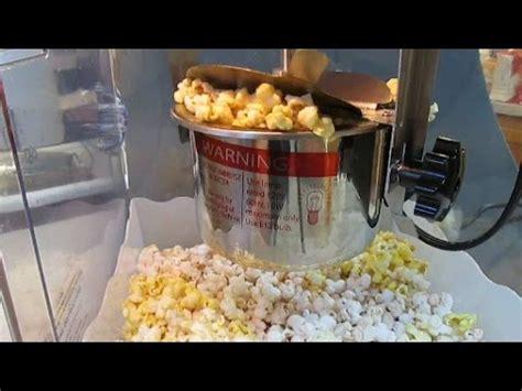 theater popcorn  real recipe secret