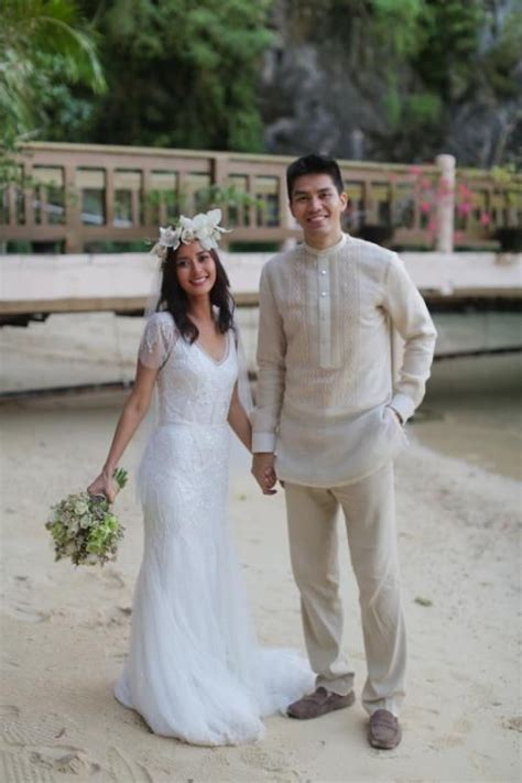 Wedding Attire Groom Philippines 25 Best Ideas About Barong Tagalog On