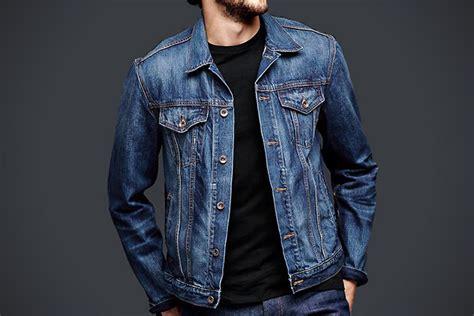 Gap Branded Denim Jacket true blue 15 best denim jackets for hiconsumption