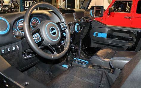 Jk Interiors by Custom Jeep Jk Interior