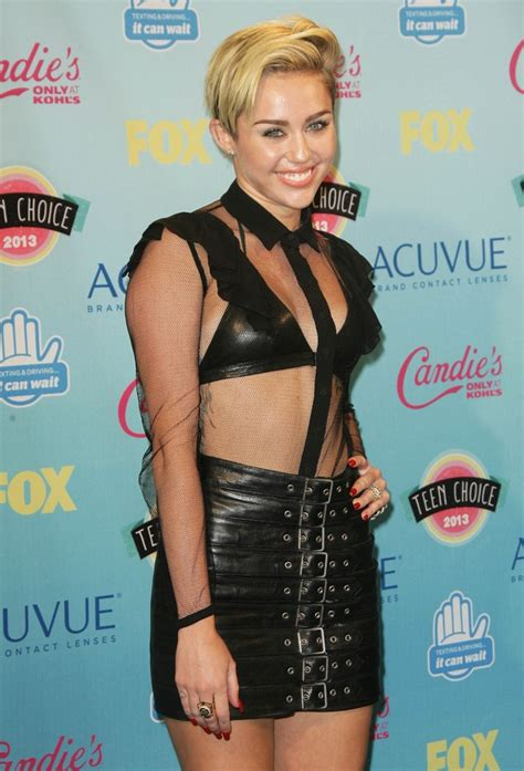 Choice Awards Miley Cyrus by Miley Cyrus Picture 507 2013 Choice Awards Press Room