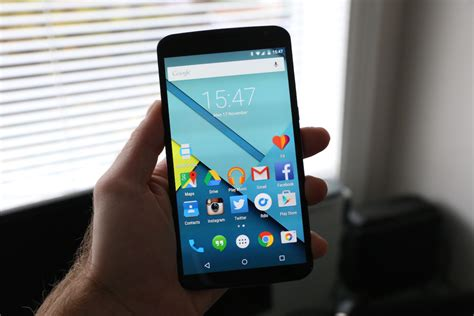android nexus 6 nexus 6 devices with t mobile sims are getting android 5 1