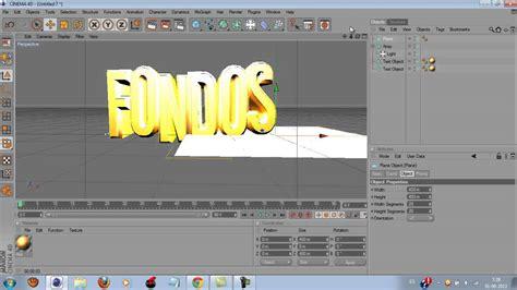dafont stereofidelic tutorial crear letras en cinema 4d r10 youtube