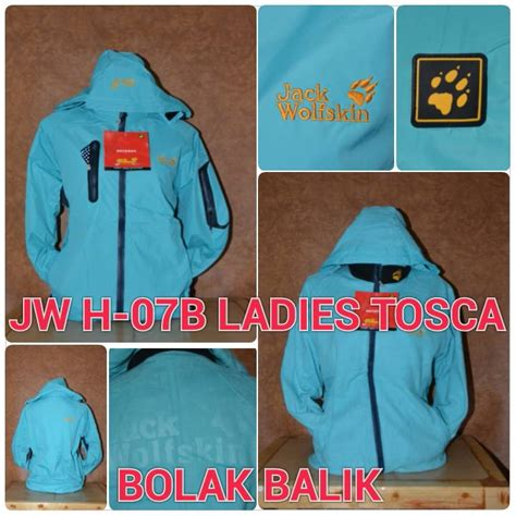 Jaket Gunung Outdoor Wolfskin H 07 perlengkapan cing dan perlengkapan outdoor jaket