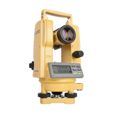 theodolite dt 200 series – 4s store surveying & testing