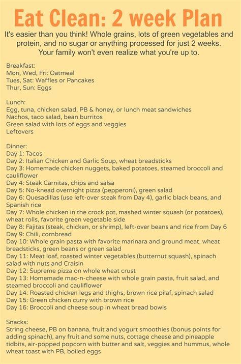 thanksgiving dinner planning how much to serve whole 14 day clean eating meal plan for the whole family