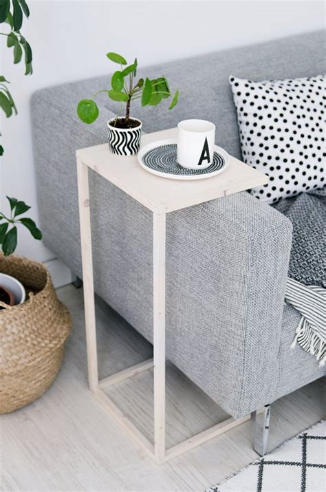 Diy Bedroom End Table 31 Diy End Tables Diy