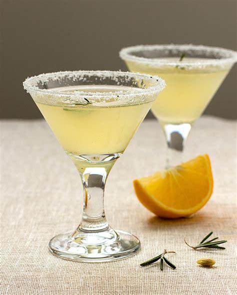 meyer lemon drop cocktails recipe dishmaps